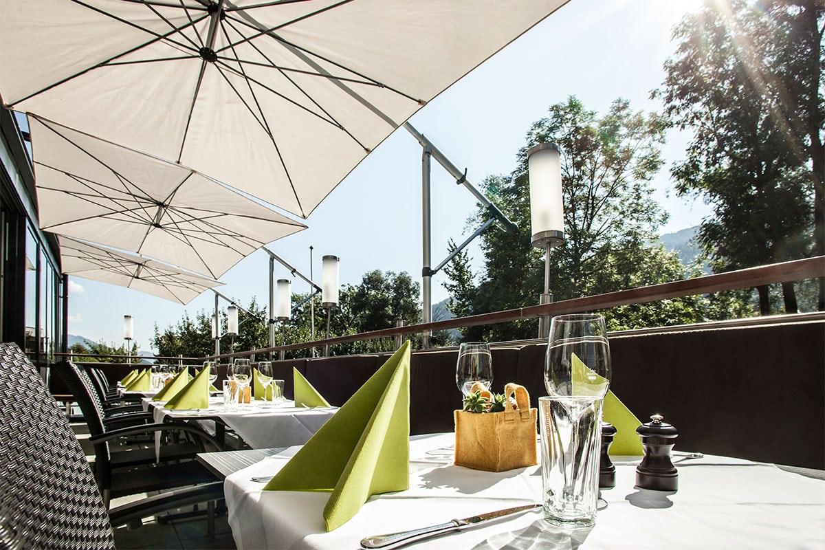 À la Carte-Restaurant in Schladming, Steiermark