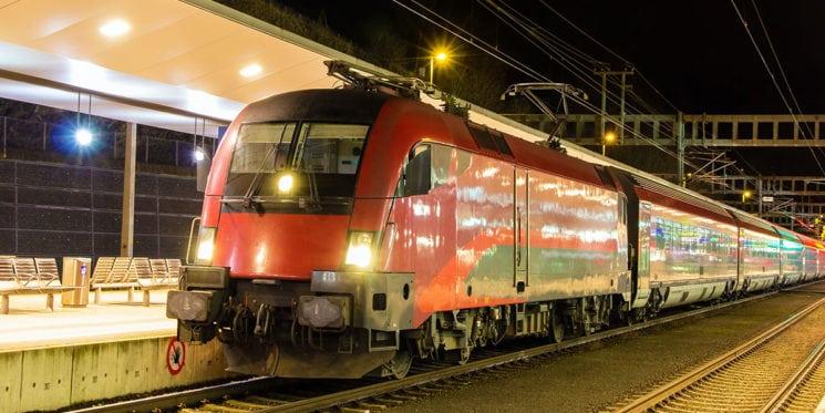 Anreise mit der Bahn - Schladming, Steiermark