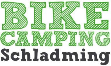 Logo - Bike Camping Schladming