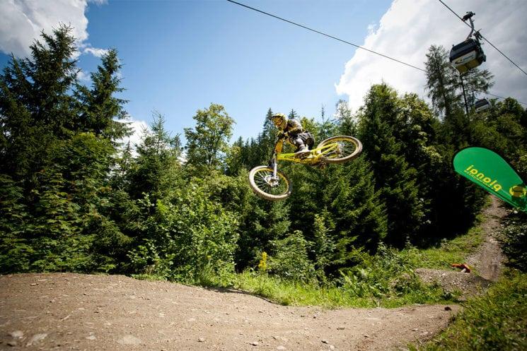 Bikepark Planai - Sommerurlaub in Schladming, Planai