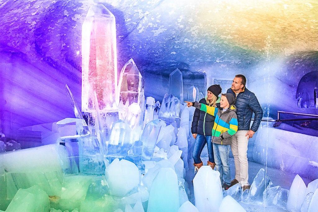 Dachstein Gletscher Beeindruckendes Ausflugsziel In Der Region