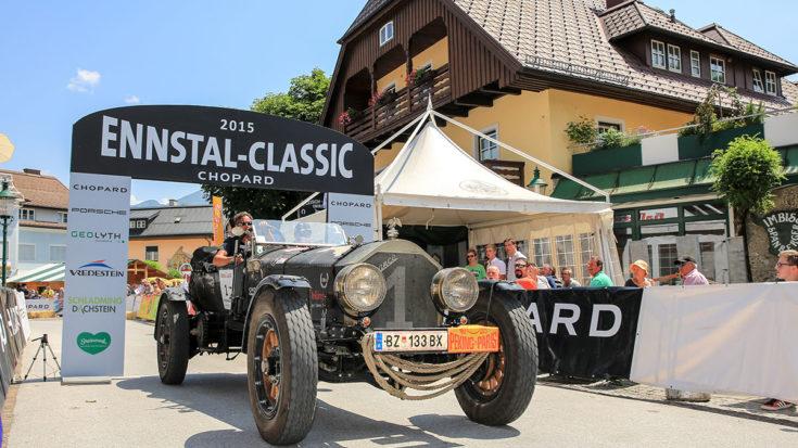 Ennstal Classic in der Steiermark