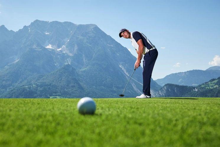 Golf spielen - Sommerurlaub in der Region Schladming-Dachstein