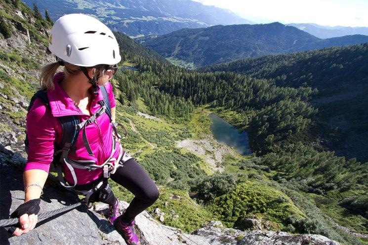 Klettern - Sommerurlaub in der Region Schladming-Dachstein