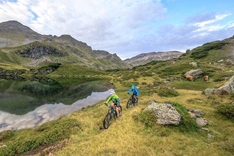 Mountainbiken & E-Biken in der Urlaubsregion Schladming-Dachstein