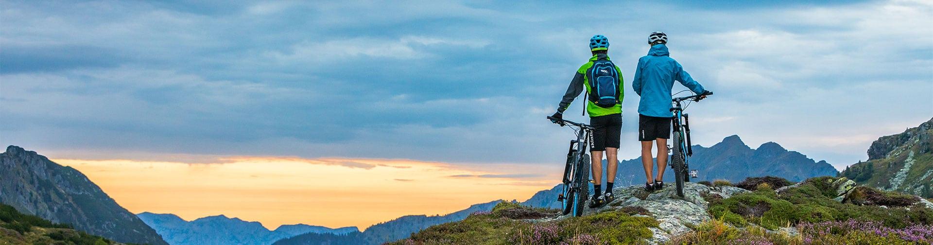 Mountainbiken - Sommerurlaub Schladming-Dachstein