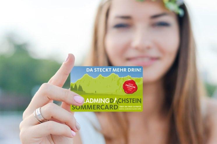 Schladming-Dachstein Sommercard im Hotel Zirngast, Schladming