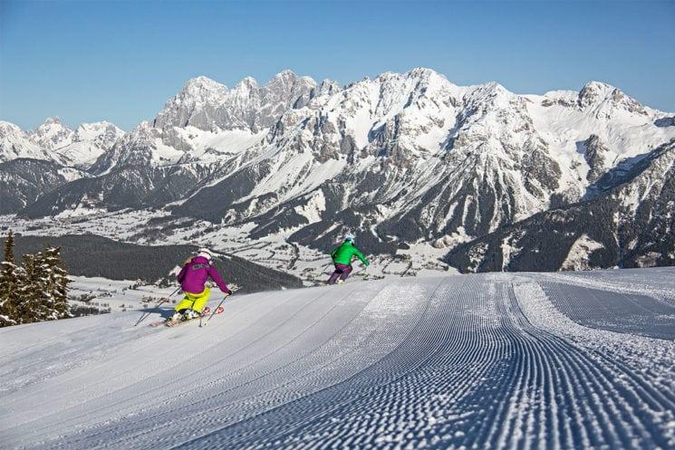 Skiurlaub - Skigebiet Planai, Hochwurzen