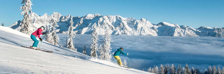 Ihr Herrlicher Skiurlaub In Schladming Planai 4 Berge Skischaukel