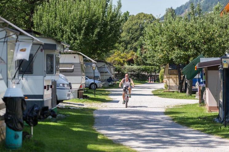 Sommercamping - Campingplatz in Schladming