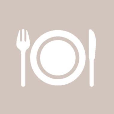 Speisekarte im Restaurant Zirngast