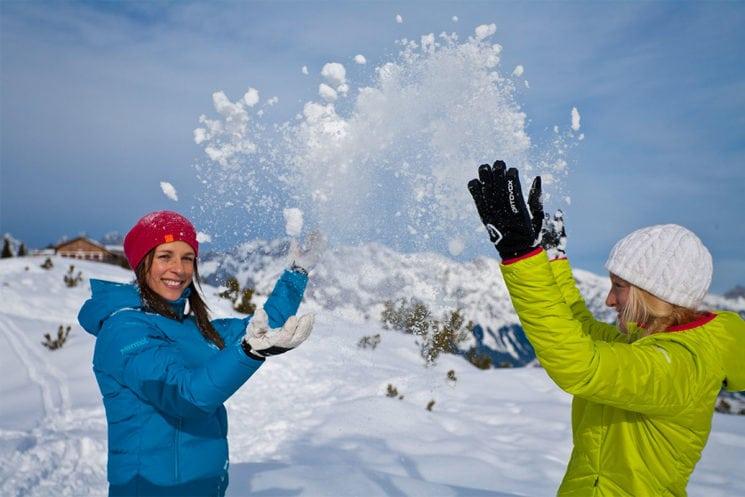 Winterwandern - Winterurlaub in der Region Schladming-Dachstein